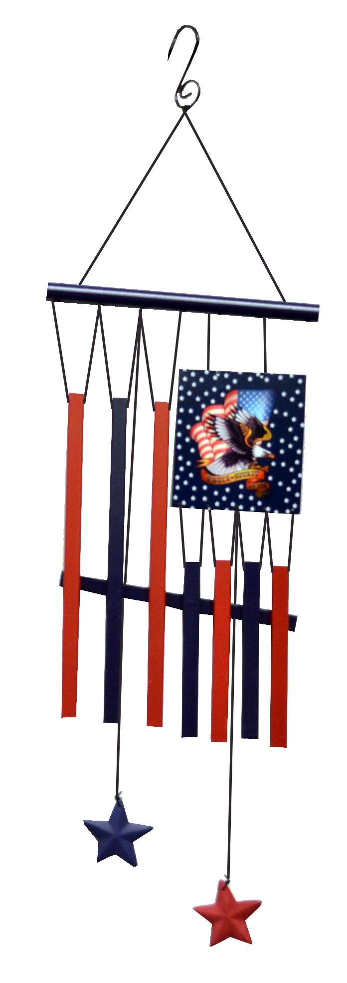 Eagle Patrioic Wind Chime