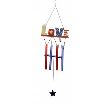 love wind chime 108803