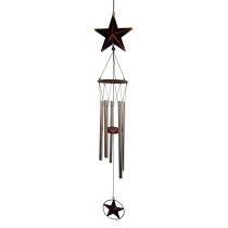 Copper Star Large Metal Chime 36 inch 348001