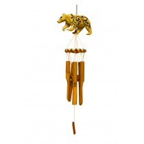 BEAR- SMALL ANIMAL BAMBOO CHIME