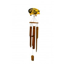 PIG- LARGE ANIMAL BAMBOO CHIME