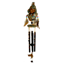 Mother/child Poly Resin Indian Chime 36 inch 74502