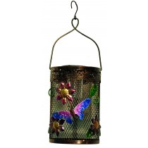 BUTTERFLY TWISTY METAL LED LAMP