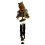 Warrior Bear Poly Resin Indian Chime 36 inch 74505